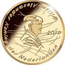 10 Euro - Willem-Alexander (Jaap Eden) – obverse