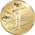 10 Euro - Willem-Alexander (Jaap Eden) – reverse