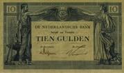 10 Gulden -  obverse