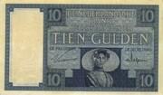 10 Gulden (Zeeuws meisje) – obverse