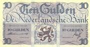 10 Gulden (Lieftincktientje) – obverse