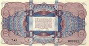 10 Gulden (Lieftincktientje) – reverse