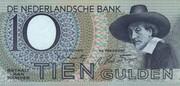 10 Gulden (Staalmeester) – obverse
