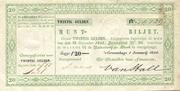 20 Gulden (Coin note) – obverse