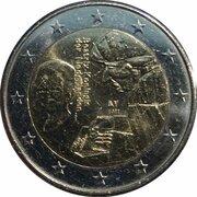 2 Euro - Beatrix (Erasmus) -  obverse