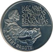 10 ECU - Beatrix (Geert Groote) -  reverse
