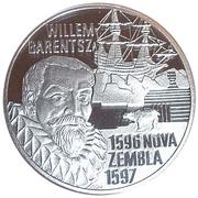 50 Euro - Beatrix (Willem Barentsz) -  reverse
