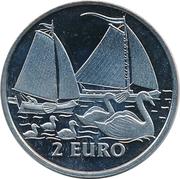 2 Euro - Beatrix (Sail Den Helder