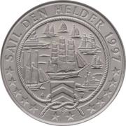 """2 Euro - Beatrix (Sail Den Helder """"Brick / Gannet"""") -  obverse"""