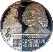 5 Euro - Beatrix (Constantijn Huygens) -  reverse