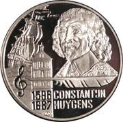 50 Euro - Beatrix (Constantijn Huygens) -  reverse