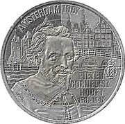 10 Euro - Beatrix (P.C. Hooft) -  reverse