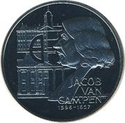 10 ECU - Beatrix (Jacob van Campen) -  reverse