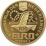 100 Euro - Beatrix (Constantijn Huygens) -  obverse