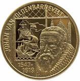100 Euro - Beatrix (Johan Van Oldenbarnevelt) -  reverse