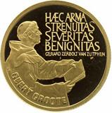 200 ECU - Beatrix (Geert Groote) -  reverse
