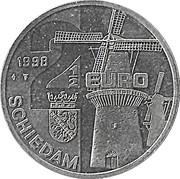 2½ Euro - Schiedam (de 3 Koornbloemen) -  obverse