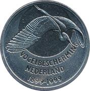 ECU - Beatrix (100yr Vogelbescherming) -  reverse
