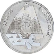 ECU - Beatrix (Sail '95 Amsterdam) -  reverse