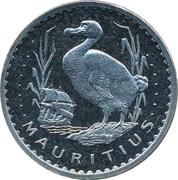 ECU - Beatrix (Mauritius) -  reverse
