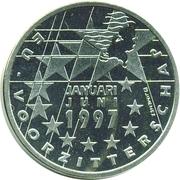 ECU - Beatrix (European Union) -  reverse