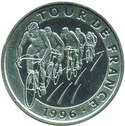 ECU - Beatrix (Tour de France) -  reverse