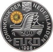 200 Euro - Beatrix (Vienna) -  obverse