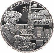 200 Euro - Beatrix (Vienna) -  reverse