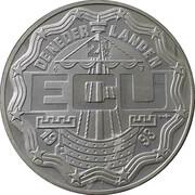 2½ ECU - Beatrix (Jan A. Leeghwater) -  obverse