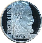 10 ECU - Beatrix (Grotius) -  reverse