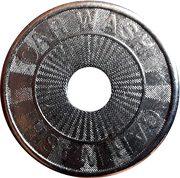 Car Wash Token (26 mm) – obverse