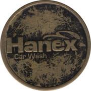Car Wash Token - Hanex (wasmunt) – reverse