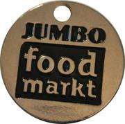 Shopping Cart Token - Jumbo Supermarket – obverse