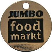 Shopping Cart Token - Jumbo Supermarket – reverse