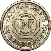 Coffee Machine Token - Douwe Egberts (Copper-nickel) – obverse