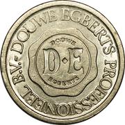Coffee Machine Token - Douwe Egberts (Copper-nickel) – reverse