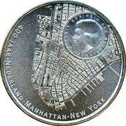 5 Euro - Beatrix (Manhattan) – obverse