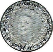 5 Euro - Beatrix (Max Havelaar) – obverse