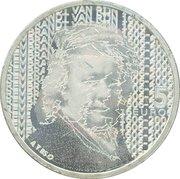 5 Euro - Beatrix (Rembrandt) – reverse