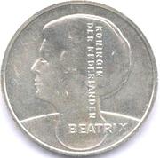 10 Gulden - Beatrix (Jan Steen) – obverse
