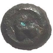 ½ Namo (Srivijaya Kingdom) – obverse