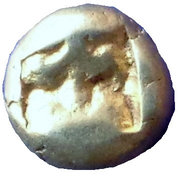 Massa (Gold; Majapahit Empire) – obverse