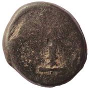 1 Tin Coin (Srivijaya Empire) – reverse