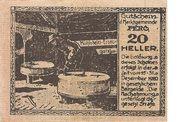 20 Heller (Perg) -  reverse