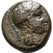 Bronze Æ13- Philetairos – obverse