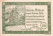10 Heller (Pergkirchen) -  obverse