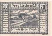 20 Heller (Pergkirchen) -  reverse
