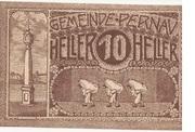 10 Heller (Pernau) -  obverse