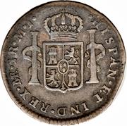 1 Real - Carlos III – reverse