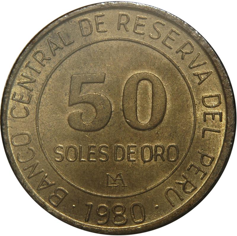 50 Soles De Oro